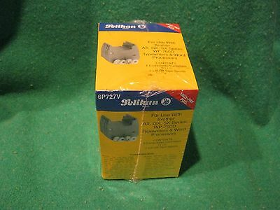 Pelikan 6P727V 6 Cartridges for Brother Typewriters & Word Processors NOS AX GX