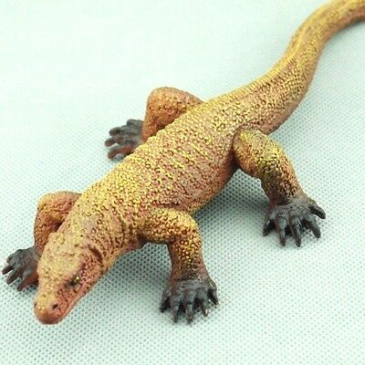 NEW Komodo Ancient Dragon Big Lizard Figure Bullyland Children Kid Gift Toy 24cm