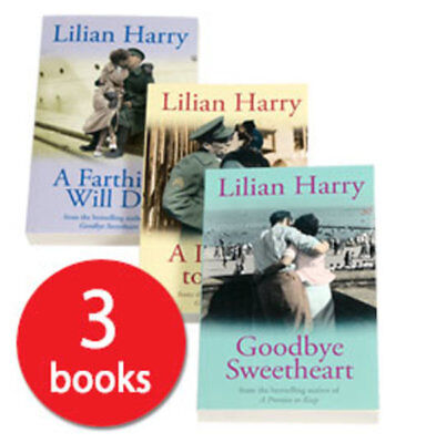 Lillian Harry Collection - 3 Books