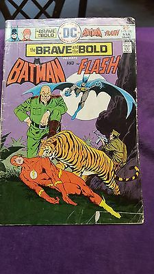 Brave and the Bold v1 #  Batman & the FLASH 1976 DC Comics Aparo art