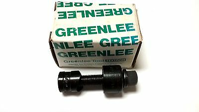 """New - Greenlee  11/16"""" Round Knock Out Punch Set - Model 730 - Usa"""
