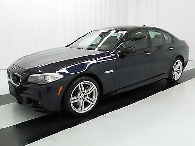 2013 BMW 5-Series 535I M SPORT PACKAGE CLEAN TITLE, FULLY LOADED, NEW BRAKES AND TIRES, RECENTLY SERVICED