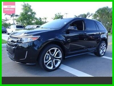 2013 Ford Edge Sport 2013 Sport Used 3.7L V6 24V Automatic All Wheel Drive SUV