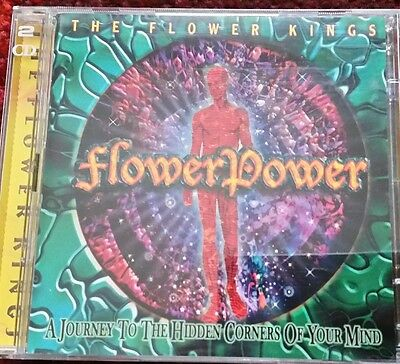 2 CD´s - The Flower Kings - Flower Power