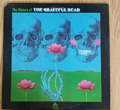 The History of the Grateful Dead - US press vinyl LP