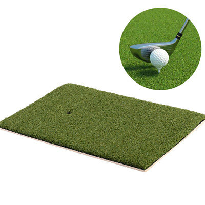 25x37cm Golf Launch Zone Hitting Golfing Mat Pad Rug Floor Indoor Practice