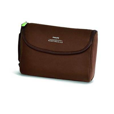 Accessory Bag for SimplyGo Mini Portable Oxygen Concentrator, brown
