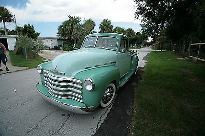 1950 Chevrolet Other Pickups Step Side 1950 Chevy step side pickup, 5 window 3100 series street rod