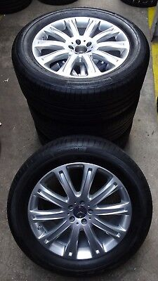 4 Mercedes-Benz AMG Summer Wheels 275/50 R20 GLE W292 C292 Continental Top