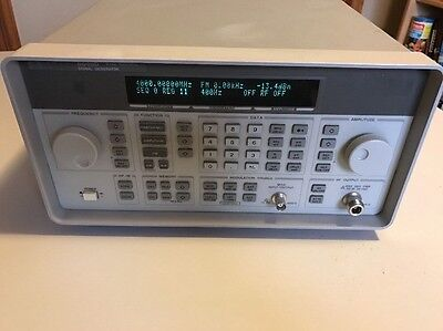 Agilent HP 8648D Synthesized Signal Generator, 9 kHz to 4000 MHz, w/ options
