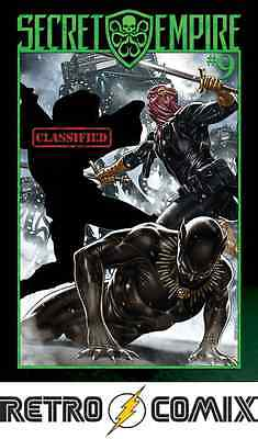 Marvel Secret Empire #9 First Print New/unread Bagged & Boarded