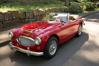 1965 Austin Healey 3000 BJ8 1965 Austin Healey 3000 BJ8 - Meticulously Maintained Same Owner the Past 30yrs