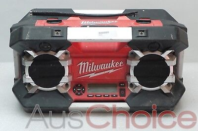 Milwaukee 2790-20 12V-28V Jobsite Job Site Radio - Skin Only