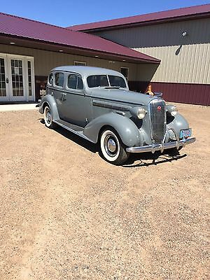 1936 Buick Other  1936 Buick Straight-8 Runs and Drives!