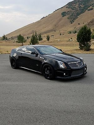 2011 Cadillac CTS  2011 Cadillac CTS-V 6-Speed Manual