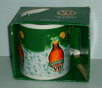VB Victoria Bitter Beer Large Coffee Mug new great for home bar or collector