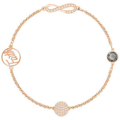 NEW Swarovski Remix Collection Faith Rose Gold Strand