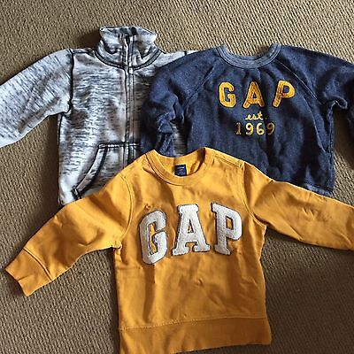 Boys Jumpers Size 3-4