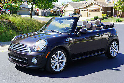 2015 Mini Cooper Highgate Convertible 2-Door 2015 MINI COOPER HIGHGATE, ONLY 21K MI, DON'T MISS!
