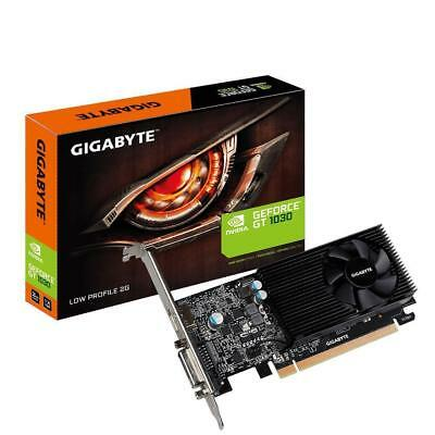Gigabyte GeForce GT 1030 2GB Gaming Graphics Video Card HDMI DVI-D Low Profile