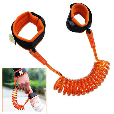 Newest Kids Anti-Lost Strap Child Security Wrist Leash Link Outdoor Protector