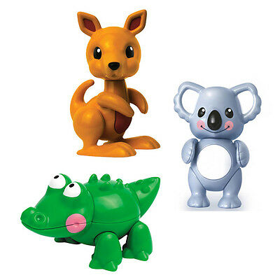 Australian Animal Set - 3Pce - Tolo First Friends