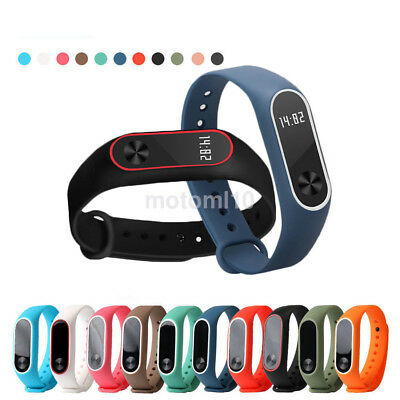 For Xiaomi Mi Band 2 Bracelet Watch Band WristBand Strap Fitness Replacement New
