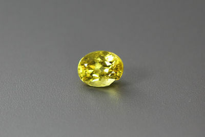 2.055 Cts Dazzling Aaa Yellow 100% Natural Heliodor Beryl Unique Rare Piece