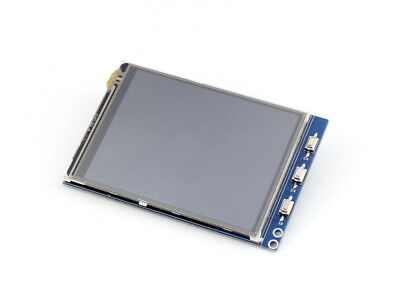 3.2inch RPi LCD (B) 320×240 Resistive Touch Screen TFT LCD for All Raspberry Pis