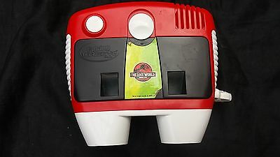 Jurassic Park The Lost World Talking View-Master 3D  Tyco 1997