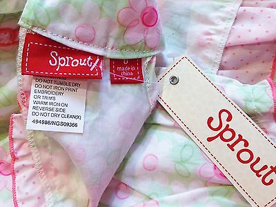 Sprout Baby Girls Outfit Dress and Pants Sz0 NWT