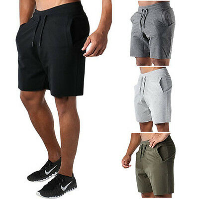 Running Gym Shorts Sports Mens SHORT PANTS Bodybuilding Workout Joggers Shorts