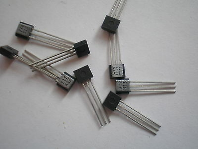 IC ZTX313 TO-92 package Transistor    new uk stock pack of 10   H270