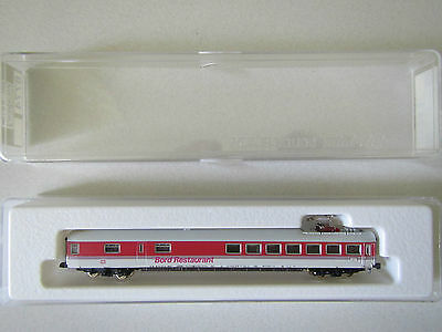 Marklin mini-club 8774 DB Bord Restaurant Car Boxed 1:220 Z Scale
