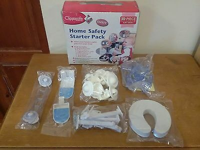 Clippasafe home safety starter set