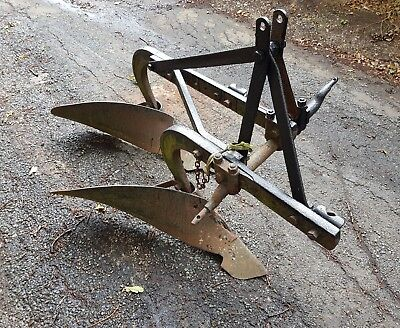 Ferguson two farrow plough