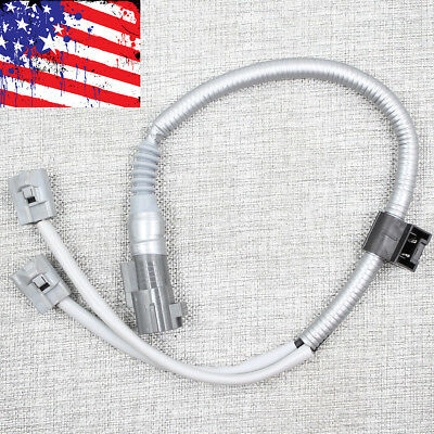 New Engine Pigtail Plug Knock Sensor Wiring Harness new engine knock sensor wiring harness wire pigtail plug for 3 0 2004 Nissan 350Z Knock Sensor Sub Harness Wire Diagram Cornect at webbmarketing.co