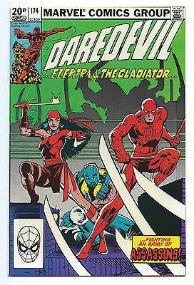 Daredevil 174 NM