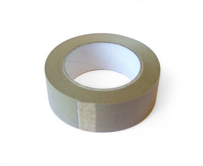 Framers Tape Brown Self-Adhesive Picture Framing Backing Tape -3 Sizes available