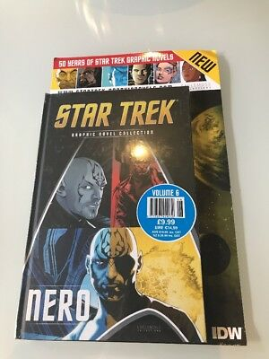 STAR TREK Graphic Novel Collection Volume # 6 NERO