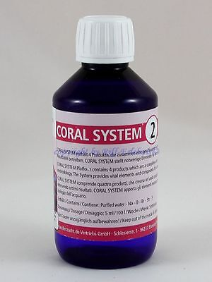 Coral System 2 Coloring Agent 2   250ml Korallenzucht   66,00€/L