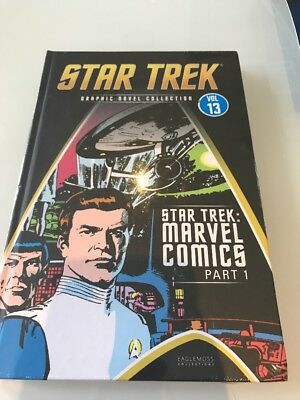 Star Trek Graphic Novel Collection