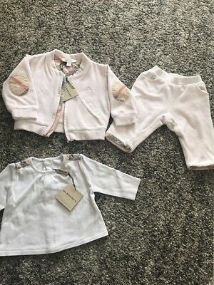 Burberry Baby Girls RRP £145
