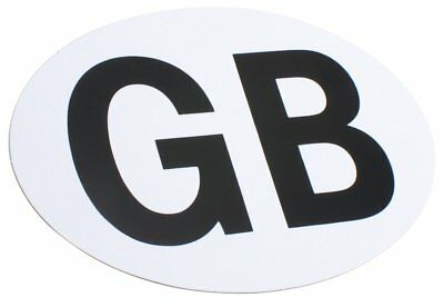 AA Official Car Essentials Great Britain GB Magnetic Badge Sticker Europe