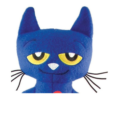New Pete Cat Toys Doll Stuffed Animal Plush Kids Xams 14Inches Shipping Gift Toy