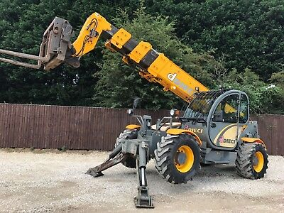 Dieci 40.17 Carus 17 Meter Tele Handler With Sway Control ( Year 2005 )