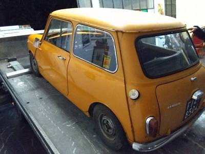 mini minor anni 60 yallow submarin rara cerniere porte esterne