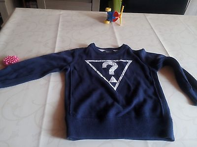 pull garcon guess 3 ans