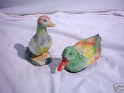 "Animal Figure "" Teo Ducks "" Duck Figure höhe40cm Pond Bach"