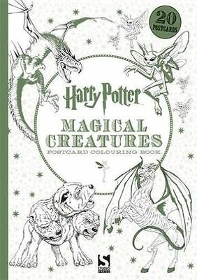 Harry Potter Magical Creatures Postcard Book BRAND NEW BOOK (Paperback 2016)